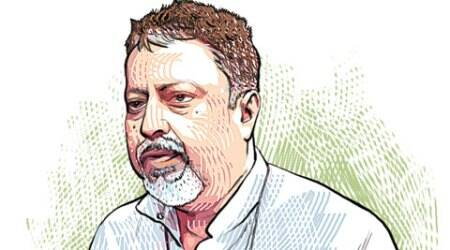 mukul roy, mukul roy indian express, tmc, trinamool congress, saradha scam, mamata banerjee, nda, smriti irani, delhi confidential, indian express, india news