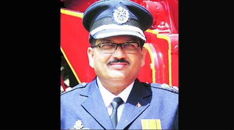 mumbai fire chief, Mumbai fire officer, Sunil Nesarikar, Mumbai fire brigade, Kalbadevi fire, Kalbadevi fire incident, Mumbai fire brigade offider dead, Mumbai news, Maharashtra news, india news