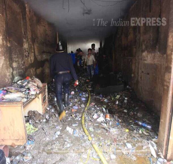 mumbai fire, mumbai building fire, mumbai news, news, maharshtra news