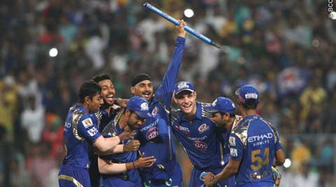 MI invite fans to join celebrations at the Wankhede Stadium
