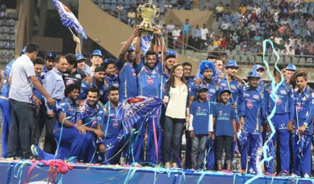 Mumbai Indians, MI, Indian Premier League, Sachin Tendulkar, Rohit Sharma, Harbhajan Singh, Cricket Photos, IPL Photos, IPL final Photos, Cricket, IPl
