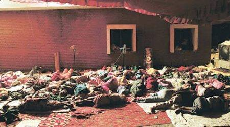 Ballabhgarh: Before violence, court ruled Mosque land Muslimproperty