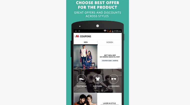 Myntra App, Myntra website shut-down, Myntra app only, Myntra coupon, Coupons for Myntra, Apps, Flipkart, Mobile apps, E-commerce site, Myntra Android app, Myntra iOS app, iOS app, Technology, Mobiles, Smartphones,