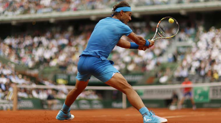 French Open Rafael Nadal S Afternoon Walk In The Park Sports News The Indian Express