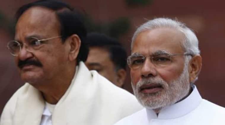 narendra modi, rahul gandhi, venkiah naidu