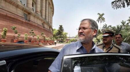 Najeeb Jung, Jung, Amity University, Jung doctorate degree, Delhi news, latest news, indian express