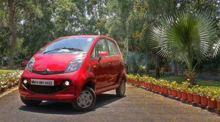 Cheapest car tag dealt a blow to Tata Nano?