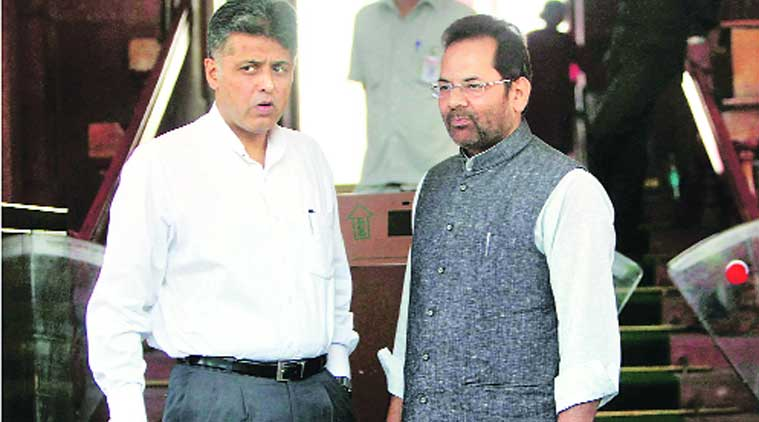 Abbas Naqvi, Rampur district court, Minister of State for Minority Affairs, Mukhtar Abbas Naqvi, 2009 Lok Sabha elections, District Government Counsel, Irfan Khan, Pradeep Kumar, lucknow news, UP news, Uttar Pradesh news, india news, nation news, news