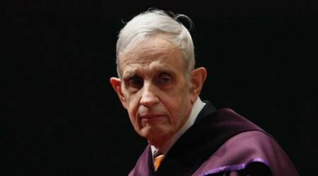 "Mathematician John Nash who inspired ""A Beautiful Mind"" killed in car crash: media"