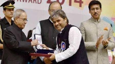 President Pranab Mukherjee honours talent at 62nd National Film Awards