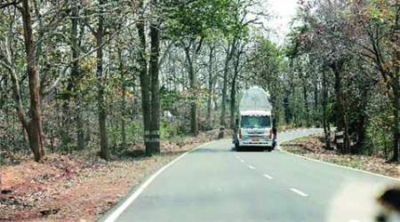 Roads remain a weak link to Naxal zone