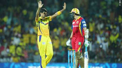 CSK top table; KKR humble SRH