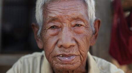 Twice in a Lifetime: An elderly Nepali villager, and memories of the 1934 earthquake