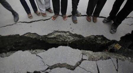Four mild tremors jolt Nepal