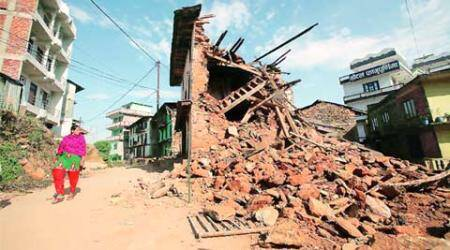 Nepal shook by four mild tremors