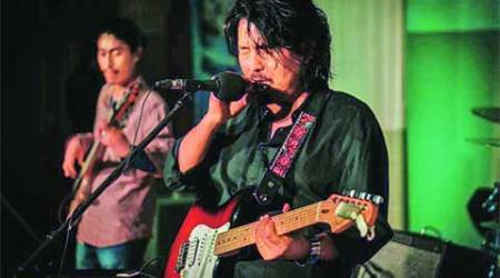 Nepali band in Gurgaon today to raise money for quake victims