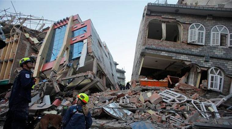Nepal earthquake 2015, Nepal earthquake, second Nepal earthquake, nepal PM Sushil Koirala, Nepal earthquake loss, Nepal earthquake damage, earthquakes, nepal news, asia news, world news, indian express