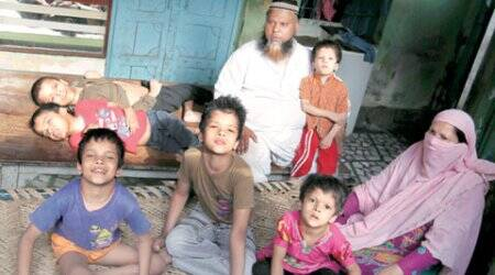 Agra parents seek mercy killing for their six children