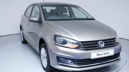 2015 Volkswagen Vento faceliftunveiled