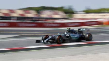 Nico Rosberg keeps Lewis Hamilton from taking 5 poles from 5