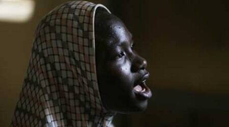 boko haram, boko haram girls, chibok girls, nigeria army, boko haram women, boko haram news, boko haram rescued women, boko haram nigeria, nigeria boko haram, nigeria rescued girs, rescued girls Nigeria, Nigeria girls rescued, Nigeria News, Africa News, World News