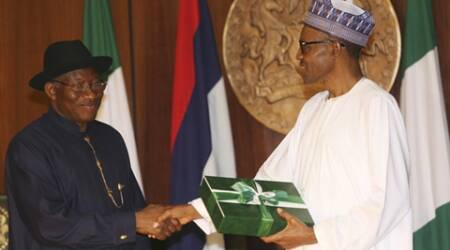 Muhammadu Buhari sworn in as new President of Nigeria