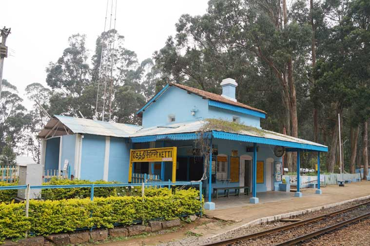 The pace of life in the Nilgiris is unhurried and calming for the city dweller