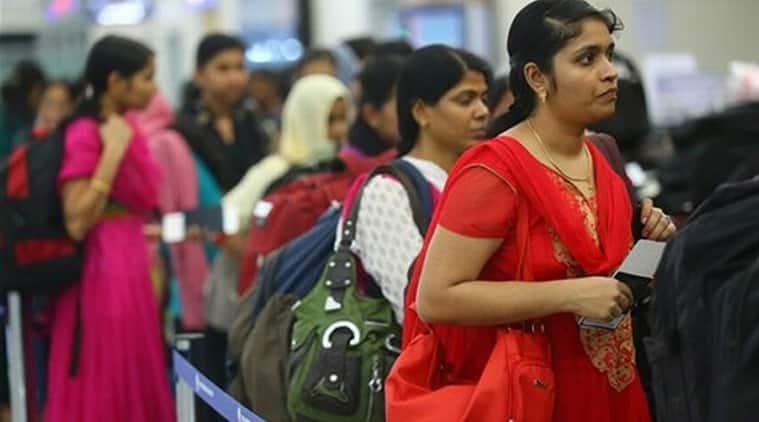 kerala nurses, wage war, ina, una, indian nurses association, unites nurses association, pvt hospitals, nurse salary strike, kerala news, indian express