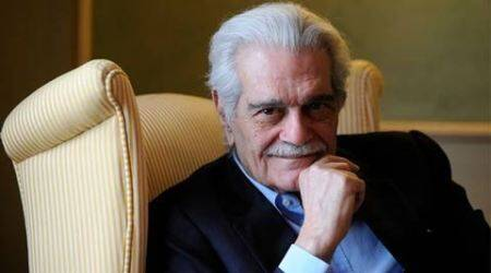 Legendary actor Omar Sharif suffering from Alzheimer's disease