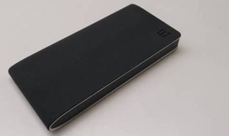 OnePlus Power Bank: This is the most stylish of all batterypacks