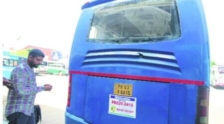 Orbit bus, Badal Orbit bus service, Prakash Singh Badal