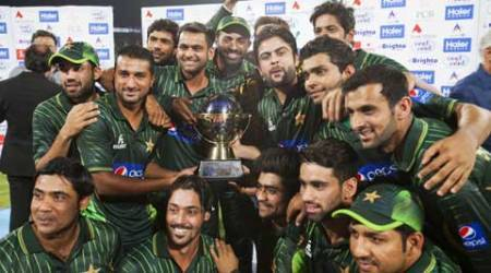 Pakistan complete series whitewash after win in second T20I against Zimbabwe