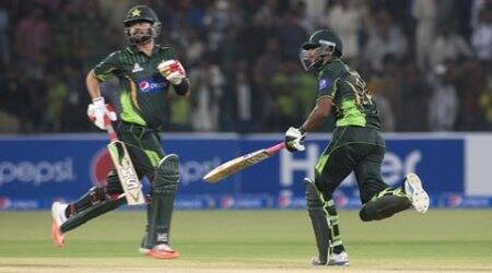 Pakistan register emotional win over Zimbabwe