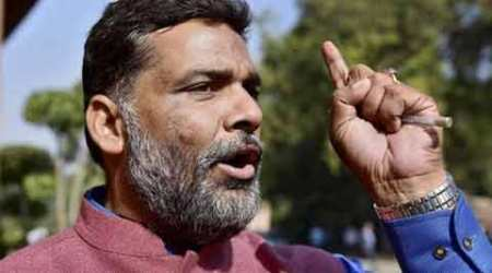 Pappu Yadav, Jan Kranti Morcha, Pappu Yadav Party, Rashtriya Janata Dal, Rajesh Ranjan, Jan Kranti Adhikar Morcha, Bihar Assembly elections, Bihar voters, Pappu yadav Bihar voters, Madhepura MP, Nitish Kumar, lalu Prasad yadav, Bihar elections Nitish kumar, Bihar elections pap pappu yadav, Politics news, Nation news, india news