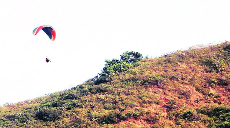 anti-terrorism squad, Pune anti-terrorism squad,  paragliding clubs, paragliding training schools, private paragliding schools, aerial terror threats, terrorism threats, terror suspects, pune news, Maharashtra news