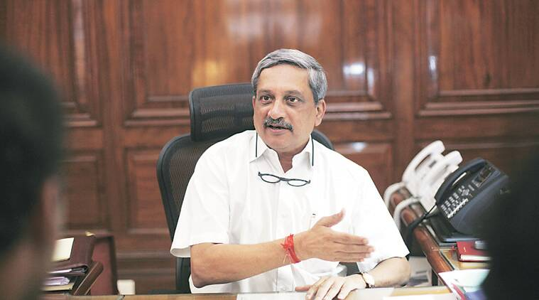 manohar parrikar, parrikar, defence minister, defence minister parrikar, one rank one pension, defence pension, Defence ministry, one rank one pension scheme, OROP defence ministry, OROP scheme implementation, india news, indian army, national news, #ExpressExplained, indian express explained
