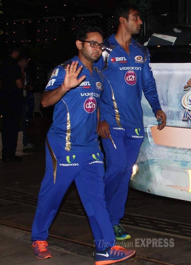 Mumbai Indians, Mumbai Indians party, Mumbai Indians Ambani, Nita Ambani, Mukesh Ambani, Sachin Tendulkar, Abhishek Bachchan, MI IPL, IPL Final, MI IPL Final, Ambani party MI, MI Party, Sports