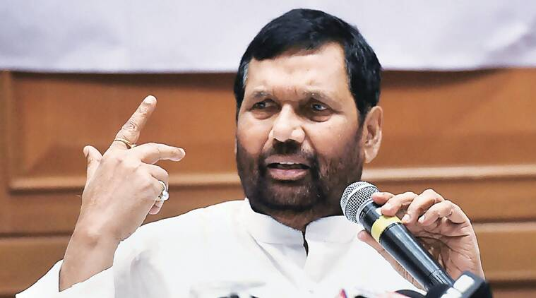 bihar assembly elections 2015, Ram Vilas Paswan, bihar elections, Anil Kumar Sadhu, bihar elections 2015, LJP ram vilas Paswan son in law, bihar news, india news, nation news