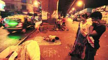 A letter from a pavement dweller inMumbai