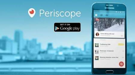 Twitter's Periscope for live-streaming now on Android phones