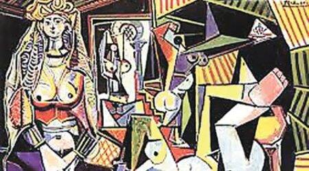 pablo picasso, costliest painting sold, costliest painting ever, costliest painting, costliest painting pablo picasso, Les Femmes d'Alger , women of algiers, neel mukherjee, the liives of others