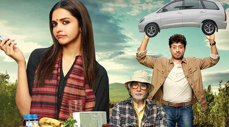 piku, deepika padukone, amitabh bachchan, irrfan khan, piku collections, amitabh, deepika, bigb, piku movie, reasons to watch piku, irrfan khan, shoojit sircar, deepika padukone piku, amitabh bachchan piku, irrfan khan, piku, entertainment news