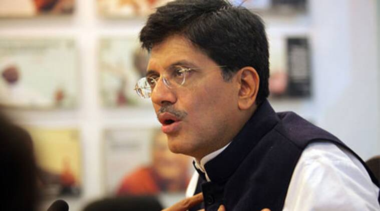 Piyush Goyal, Piyush Goyal US, Piyush Goyal USIBC, Piyush Goyal BJP, Piyush Goyal corruption, BJP corruption, BJP news, india politics, india news, indian express news