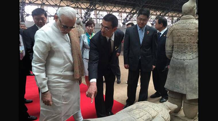 modi in china, narendra modi, modi visits china, modi foreign visit, narendra modi in china, modi china visit