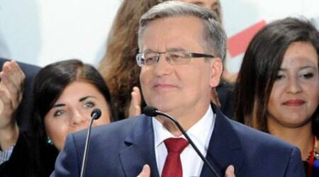 Polish President concedes defeat after exit poll released