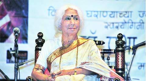 Swarbhaskar award,Prabha Atre, PMC, Indian classical vocalist Prabha Atre , pune news, city news, local news, pune newsline, Indian Express