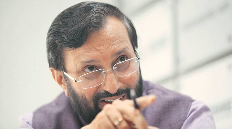 Prakash Javadekar, HRd minister, indian education
