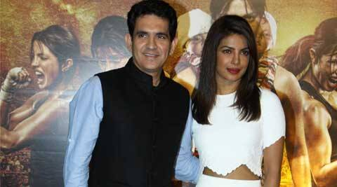 priyanka chopra, mary kom, Omung Kumar, mary kom one year, priyanka chopra movies, priyanka chopra upcomimg movies, entertainment news