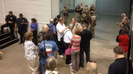 2 gunmen killed outside Prophet Muhammad cartoon contest in Texas