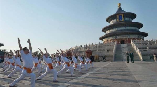 china, tai chi, tai chi yoga, yoga tai chi, tai chi recognition, china martial arts, martial arts china, china modi, modi china, China news, Asia News